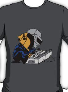 Daft Punk Peanuts T-Shirt