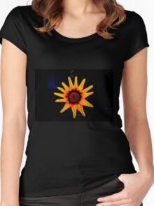 Shinning Star Women's Fitted Scoop T-Shirt
