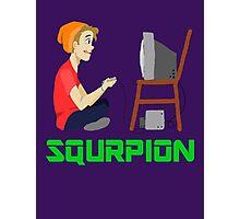 Squrpion Photographic Print