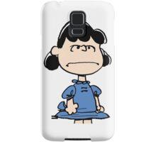 Lucy Peanuts Samsung Galaxy Case/Skin