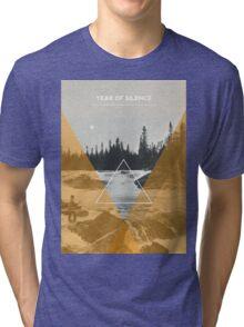 Year Of Silence Tri-blend T-Shirt