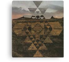 Future Lands Canvas Print