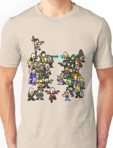 Epic 8 bit Battle! Unisex T-Shirt