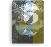 Divide Canvas Print
