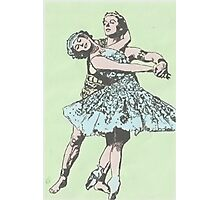 Ballet Beautiful Photographic Print