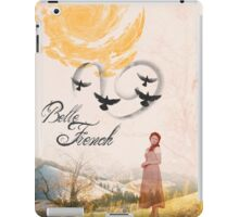 Belle French iPad Case/Skin