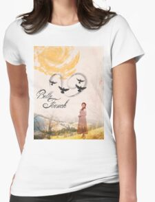 Belle French Womens Fitted T-Shirt