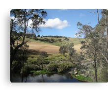 Rural South Western Australia Metal Print
