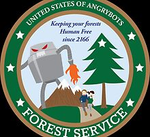Angrybot: Forest Service by Angry Bot's