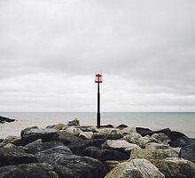 Sidmouth Beach by Thomas Hanks