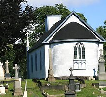 The church built in a day - 1843 - Our Lady of Sorrows Chapel by HALIFAXPHOTO