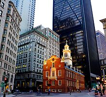 The Old State House by Tom Page
