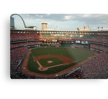 Bush Stadium Metal Print