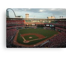 Bush Stadium Canvas Print