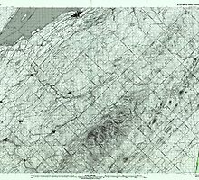 Maine USGS Historical Map Montmagny 808097 1993 100000 by wetdryvac