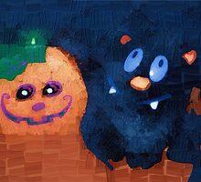 Spooky smiles by ♥⊱ B. Randi Bailey