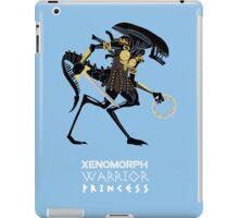 Xenomorph Warrior Princess iPad Case/Skin