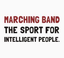 Marching Band Intelligent T-Shirt