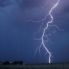 Lightning a little too close by jdeguara