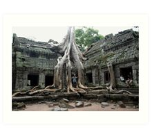 Rooted in antiquity (1) Art Print