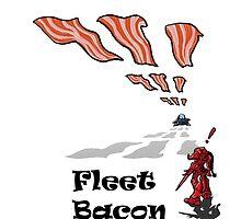 Protoss Fleet Bacon eer.. Beacon by LarrysArt