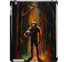 Commander Chimp iPad Case/Skin