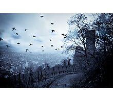 Storm's Rush Photographic Print