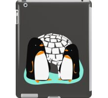 The Two Penguins iPad Case/Skin