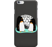 The Two Penguins iPhone Case/Skin