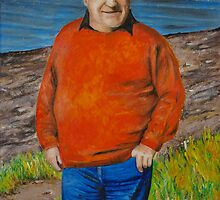 Portrait of Sam by Gary Shaw