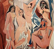 Les demoiselles  by kasaeybird