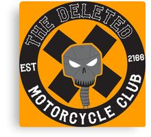 Angrybot: The Deleted Motorcycle Club Canvas Print
