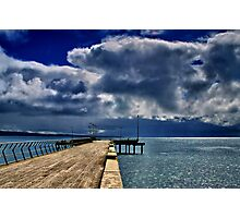 """Rainstorm Over Louititt Bay"" Photographic Print"