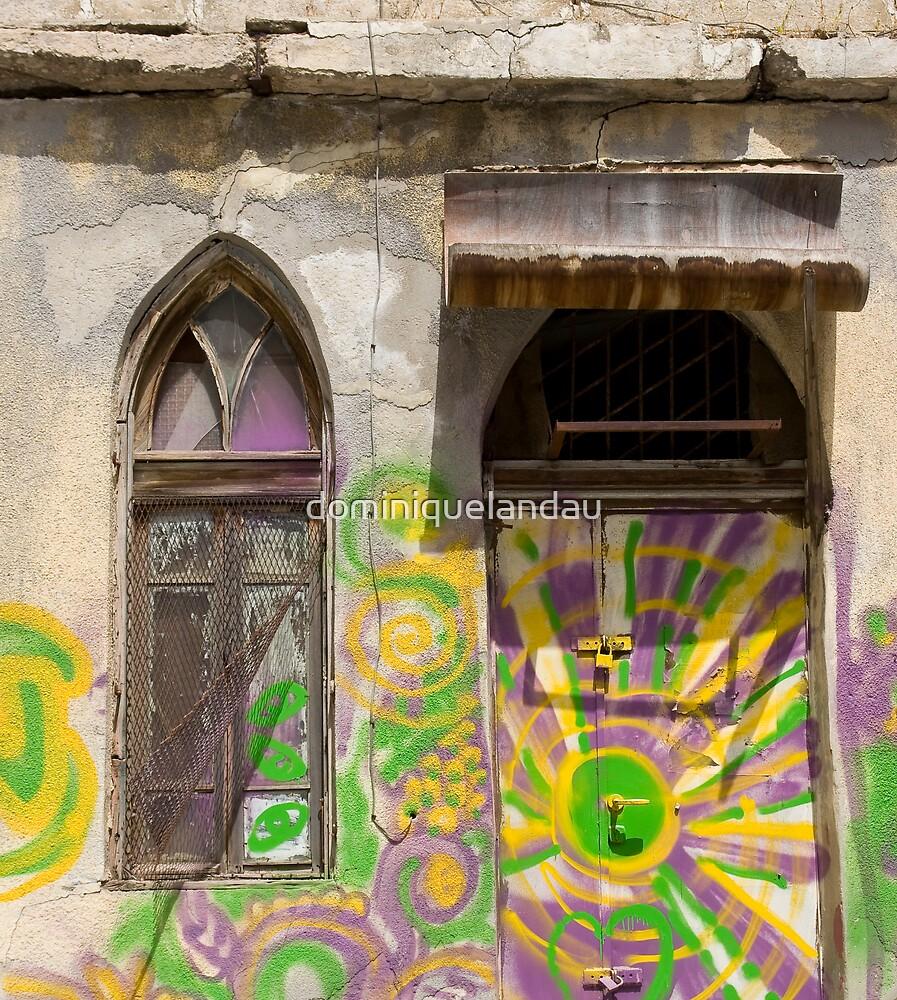 window and door by dominiquelandau