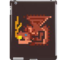 Pixel Rathalos iPad Case/Skin
