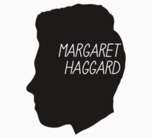 Margaret Haggard Logo - Black Kids Clothes