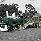 Steam train. by Steve9