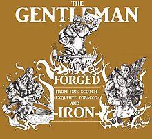 The Gentleman by EmperorDinodude