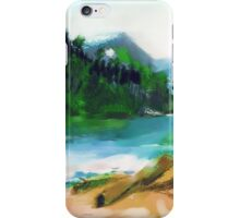 FLY FISHING(C2007) iPhone Case/Skin