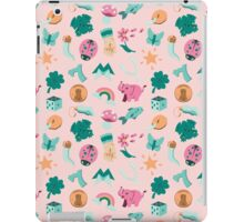 Good Fortune Pattern iPad Case/Skin