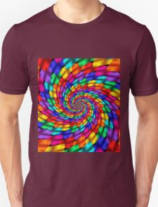 Psychedelic Ribbons T-Shirt
