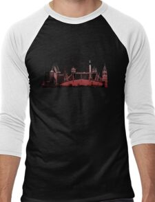 London Calling. Men's Baseball ¾ T-Shirt