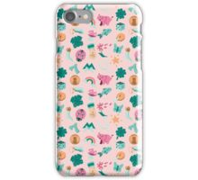 Good Fortune Pattern iPhone Case/Skin