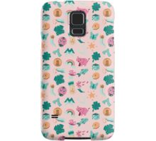 Good Fortune Pattern Samsung Galaxy Case/Skin