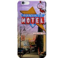 santa fe motel 2 iPhone Case/Skin