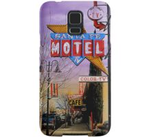 santa fe motel 2 Samsung Galaxy Case/Skin