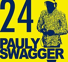 Pauly Swagger by wehavesports