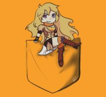 Pocket Yang by FandomTrash14