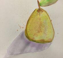 Sweet Juicy Pear by SweetSoulArt