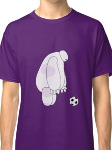 Big Hero 6 - Baymax (Purple) Classic T-Shirt